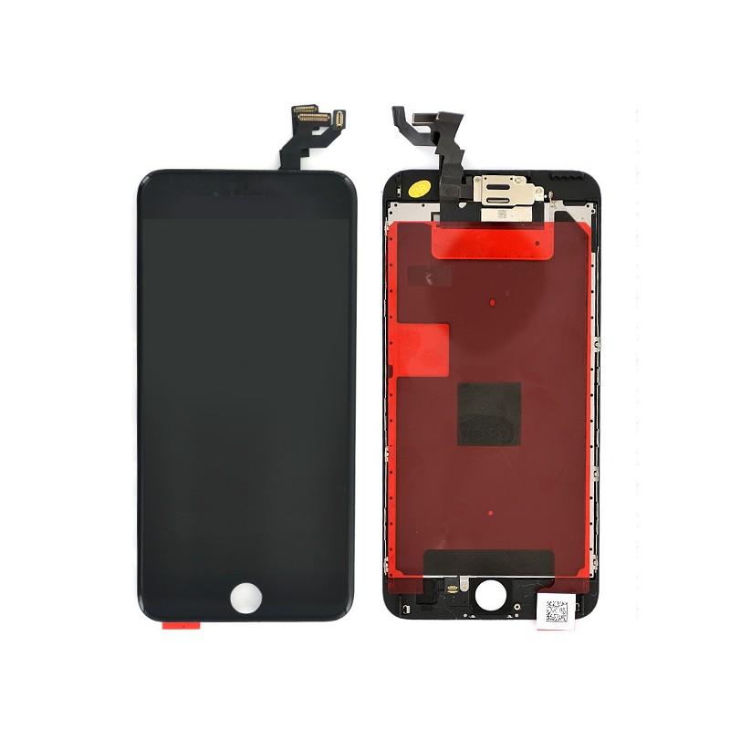 Ecran NOIR iPhone 6S Plus PREMIUM pré-assemblé photo 2