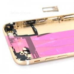 Coque arrière Gold pour iPhone 6 Plus complète photo 3