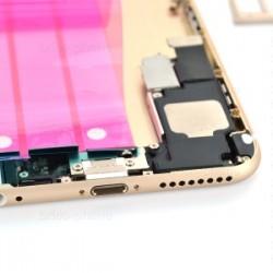 Coque arrière Gold pour iPhone 6 Plus complète photo 4