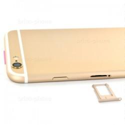 Coque arrière Gold pour iPhone 6 Plus complète photo 5