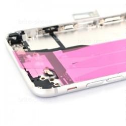 Coque arrière Argent pour iPhone 6 Plus complète photo 3