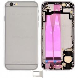 Coque arrière Gris Sidéral pour iPhone 6S complète photo 2