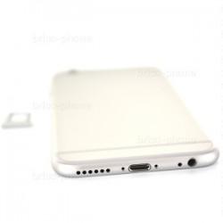 Coque arrière Silver pour iPhone 6S complète photo 4