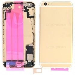 Coque arrière Gold pour iPhone 6S Plus complète photo 2
