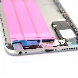 Coque arrière Gris sidéral pour iPhone 6S Plus complète photo 3