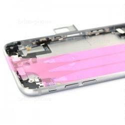 Coque arrière Gris sidéral pour iPhone 6S Plus complète photo 4
