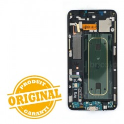 Ecran Argent Amoled et vitre prémontés pour Samsung Galaxy S6 Edge Plus photo 3