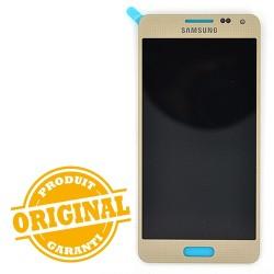 Ecran Or prémonté pour Samsung Galaxy Alpha photo 2