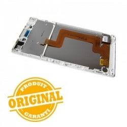 Bloc écran Blanc complet pour Sony Xperia T3 photo 3