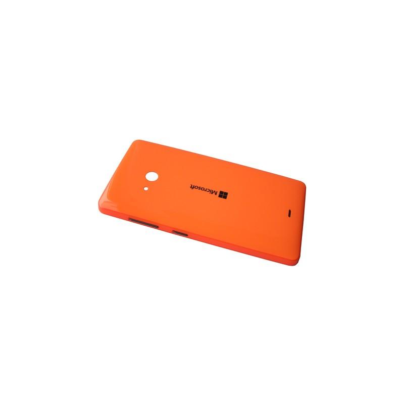 Coque Arrière ORANGE pour Microsoft Lumia 540 Dual Sim photo 2