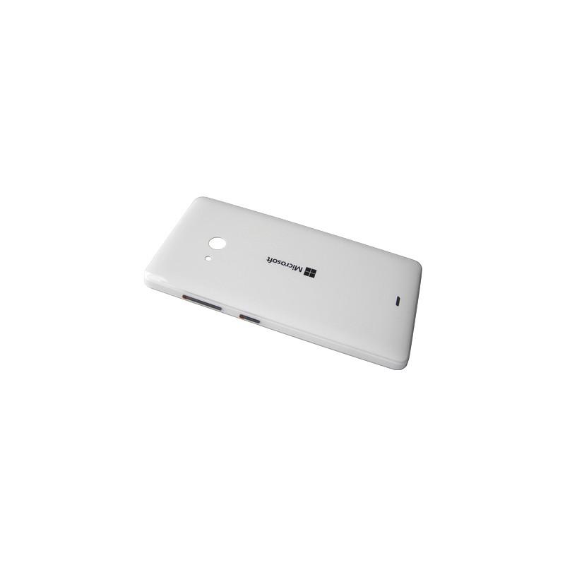 Coque Arrière BLANCHE pour Microsoft Lumia 540 Dual Sim photo 2