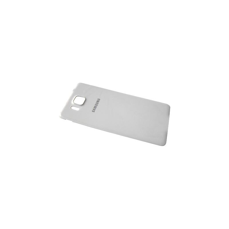Coque arrière Blanche pour Samsung Galaxy Alpha photo 2