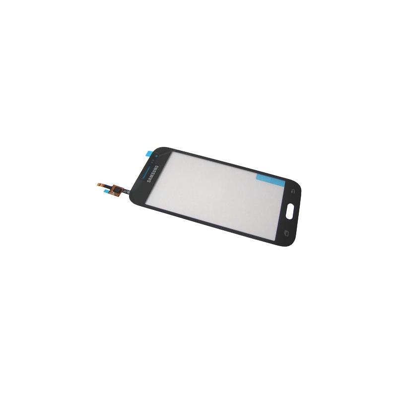 Vitre tactile NOIRE pour Samsung Galaxy Core Prime VE photo 2
