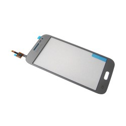 Vitre tactile Argent pour Samsung Galaxy Core Prime VE photo 2