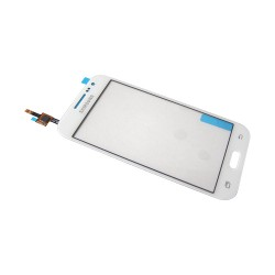 Vitre tactile BLANCHE pour Samsung Galaxy Core Prime VE photo 2