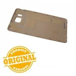 Coque Arrière Or pour Samsung Galaxy Alpha photo 3