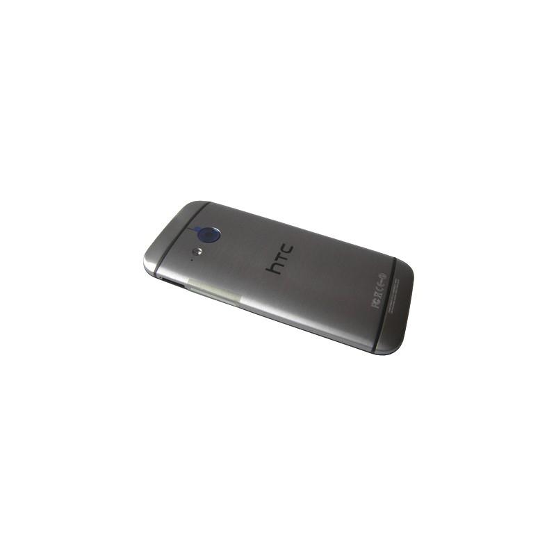 Coque Arrière GRISE pour HTC One Mini 2 photo 2