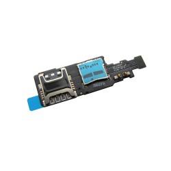 Lecteurs de carte SIM et Micro SD pour Samsung Galaxy Note 2 LTE photo 2