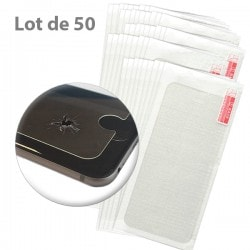Lot de 50 verres trempés pour iPhone 6 et 6S photo 2