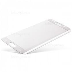 Protecteur d'écran en verre trempé incurvé pour Samsung Galaxy S6 Edge photo 2