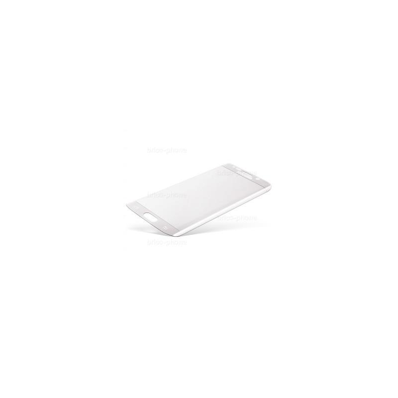 Protecteur d'écran en verre trempé incurvé pour Samsung Galaxy S6 Edge photo 1