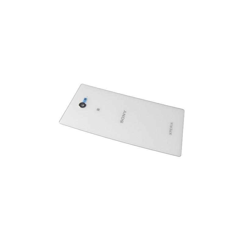 Vitre Arrière Blanche pour Sony Xperia M2 AQUA photo 2