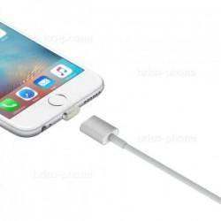 Câble USB lightning à embout magnétique photo 3