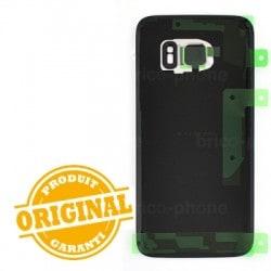 Vitre Arrière Noire pour Samsung Galaxy S7 photo 3