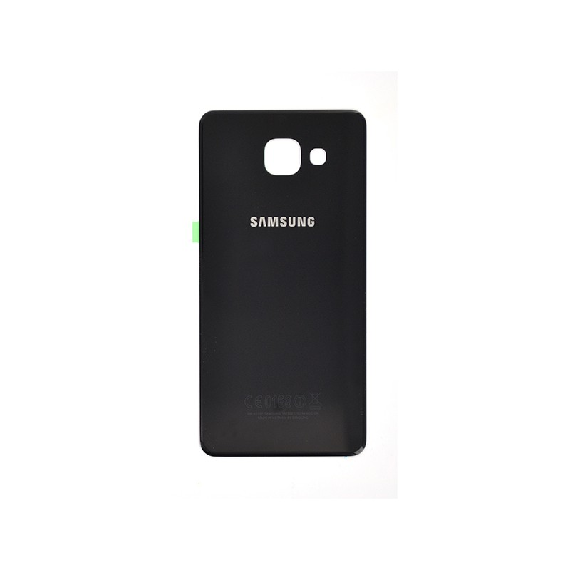 Vitre arrière Noire pour Samsung Galaxy A5 2016 photo 2