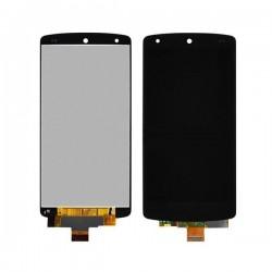 Ecran Noir avec vitre et LCD pour NEXUS 5 photo 2