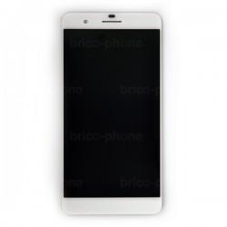Ecran Blanc avec vitre et LCD pour Huawei Honor 6 Plus photo 2