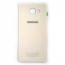 Vitre arrière Blanche pour Samsung Galaxy A5 2016 photo 2
