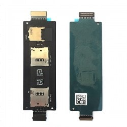 Nappe double SIM et SD pour Asus Zenfone 2 photo 2
