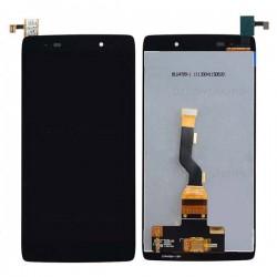 Ecran Noir comprenant VItre et LCD pour Alcatel One Touch Idol 3 4.7 et Dual SIM photo 2