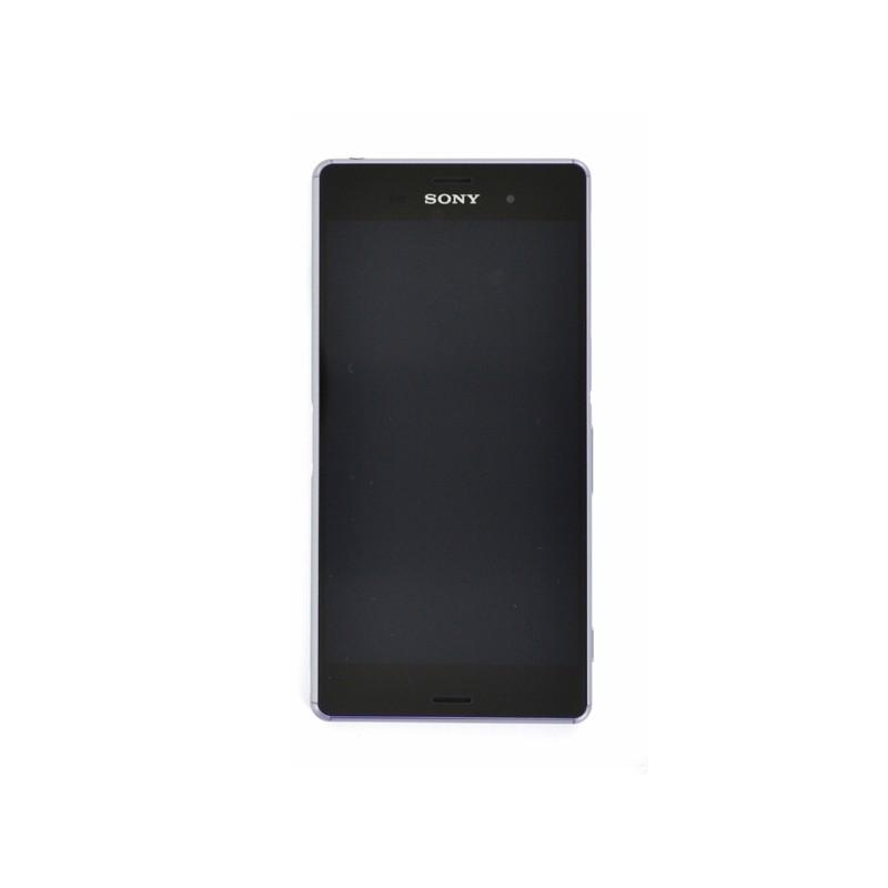 Bloc écran Silver Green pour Sony Xperia Z3 photo 2