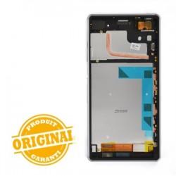 Bloc écran Silver Green pour Sony Xperia Z3 photo 3