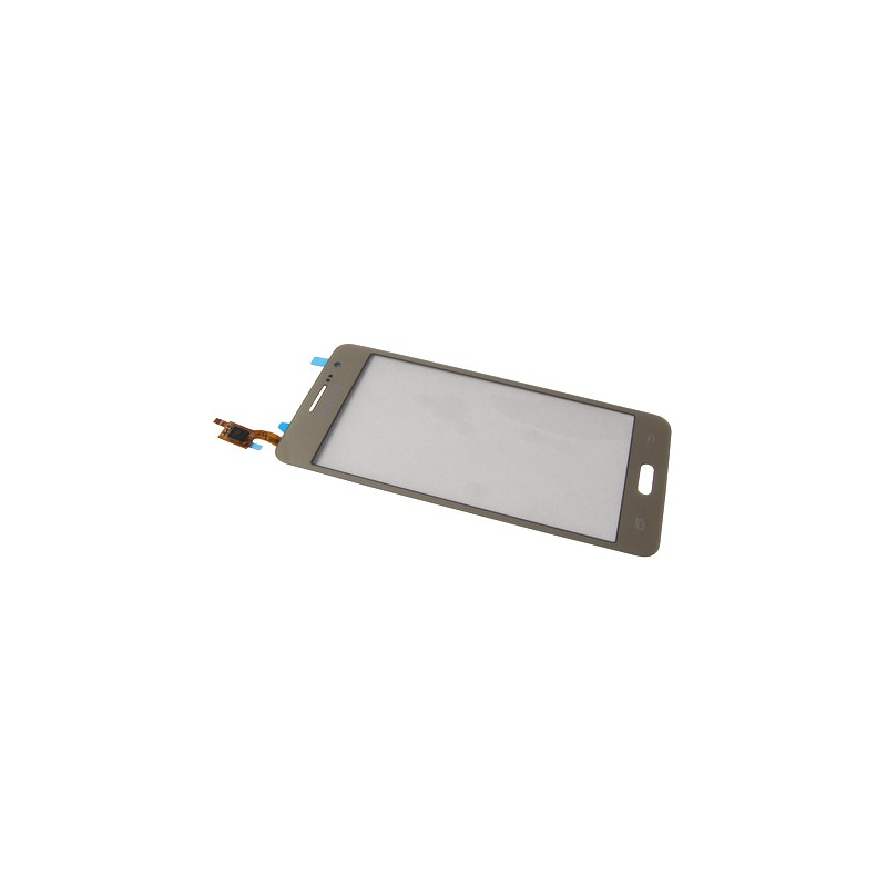 Vitre tactile Or pour Samsung Galaxy Grand Prime photo 2