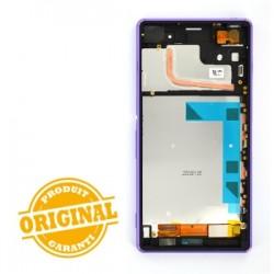 Bloc écran Purple pour Sony Xperia Z3 photo 3