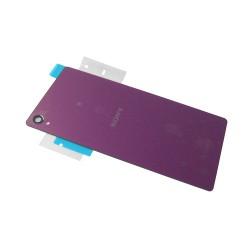 Vitre arrière Purple pour Sony Xperia Z3 photo 2