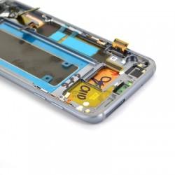Ecran Amoled Noir et vitre prémontés pour Samsung Galaxy S7 Edge photo 5