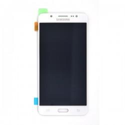 Ecran Blanc Amoled avec vitre prémontée pour Samsung Galaxy J5 2016 photo 2
