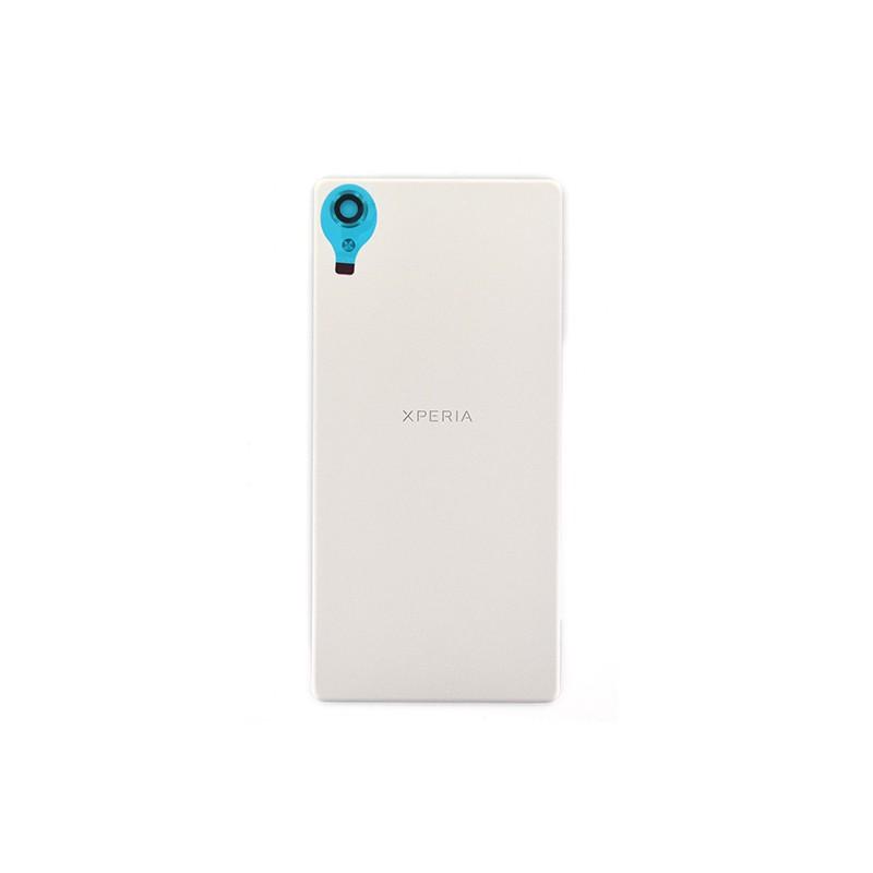 Coque Arrière Blanche pour Sony Xperia X / X Dual photo 2