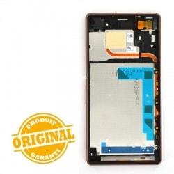 Bloc écran pour Sony Xperia Z3 DUAL Cuivre photo 3