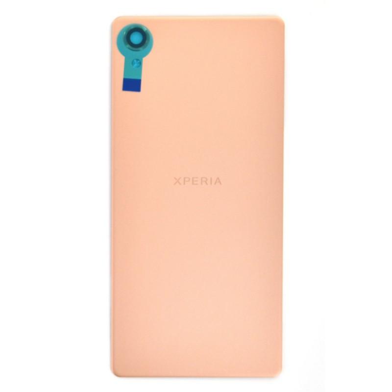 Coque Arrière Rose pour Sony Xperia X / X Dual photo 2