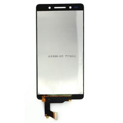 Ecran Blanc avec vitre et LCD prémonté pour Huawei Honor 7 photo 3