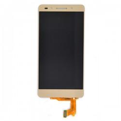 Ecran Gold avec vitre et LCD prémonté pour Huawei Honor 7 photo 2