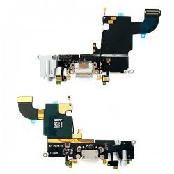 Connecteur de charge, jack et micros BLANC pour iPhone 6S photo 2