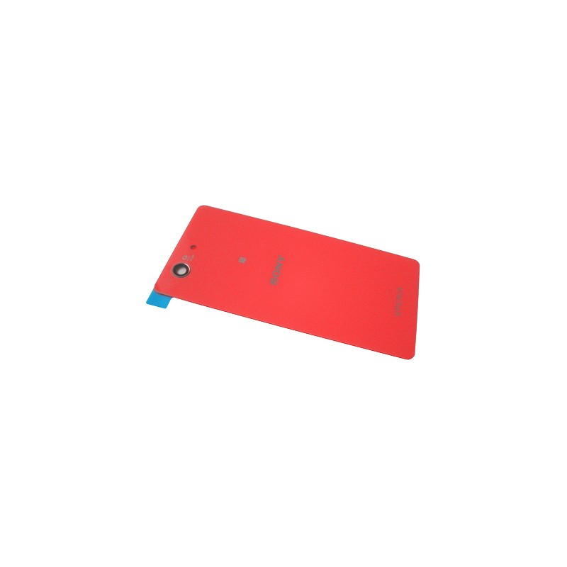 Vitre Arrière Orange pour Sony Xperia Z3 Compact photo 2