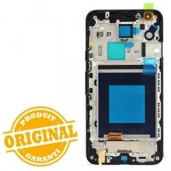 Ecran NOIR COMPLET prémonté sur chassis pour Nexus 5X photo 3