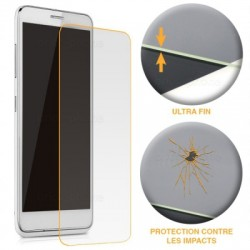 Protecteur écran en verre trempé pour Samsung A5 2016 photo 1